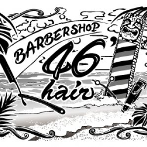 BARBERSHOP 46'hair